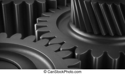 Gears (seamless)