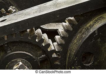 Gears From Train