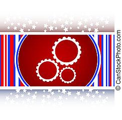 gears icon (button)