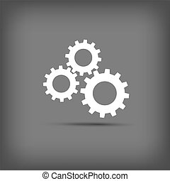 Gears icon.