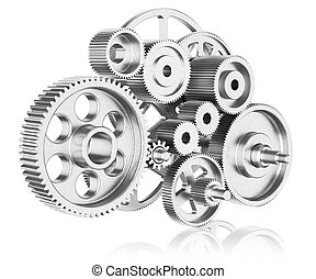 gears., meccanismo