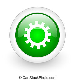 gears web button