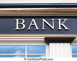 gebäude, bank