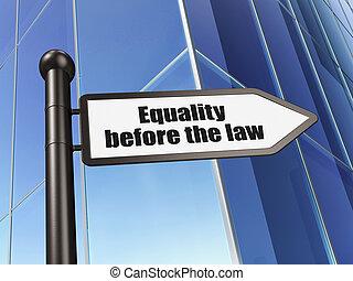 gebäude, gleichheit, politisch, zeichen, hintergrund, gesetz, concept:, vorher