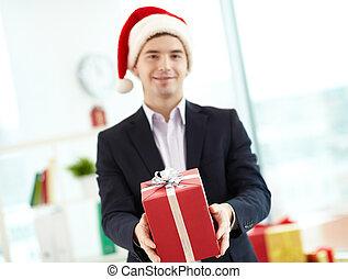 geben, geschenk
