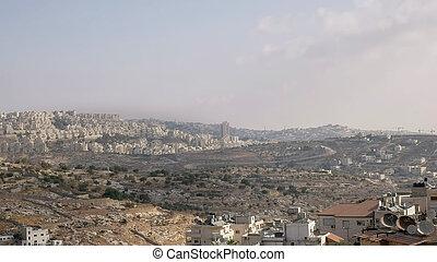 gebiet, israeli, siedlungen, disputed, palästinensisch