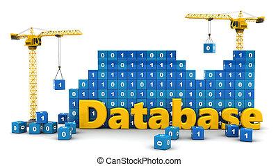 gebouw, databank