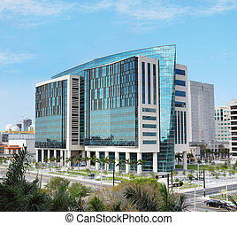 gebouw, moderne
