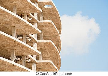 gebouw structuur