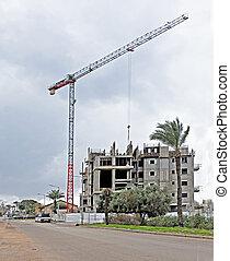 gebouwen, bouwsector