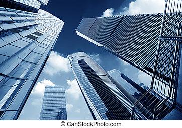 gebouwen, kantoor