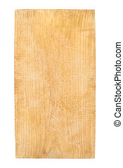gebruikt, houten, scherpe raad