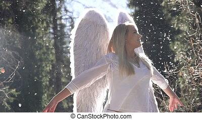 geburt, engelchen