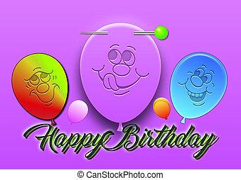 Geburtstag Grüßen