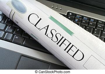 geclassificeerde advertenties