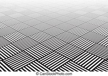 gecontroleerde, surface., textured