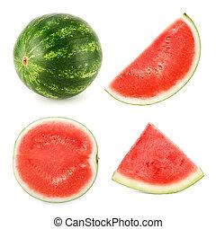 gedaantes, anders, knippen, watermeloen, 4