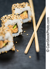 gedeelte, sushi