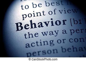 gedrag