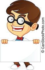 geek , nerd