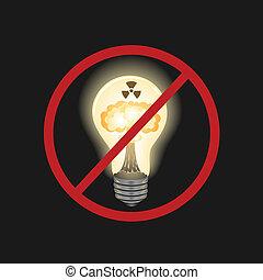 gefährlicher , energiequelle