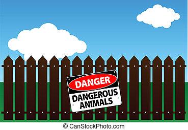 gefährlicher , tiere