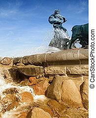Gefion Fountain 02
