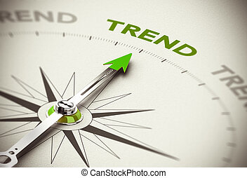 gefolgschaft, tendenz, indikator
