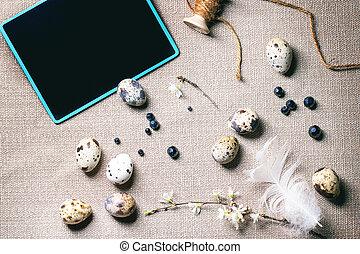 gegenstand, Ostern, Sammlung