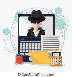 gegevensbescherming, en, cyber, veiligheidssysteem