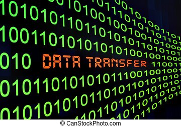 gegevensoverdracht