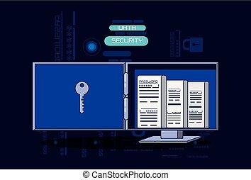 gegevensveiligheid, technologie beelden