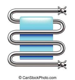 towelrail clip art vektor und illustration 16 towelrail clipart vektor eps bilder zur auswahl. Black Bedroom Furniture Sets. Home Design Ideas