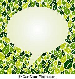 gehen, grün, sozial, marketing, kampagne