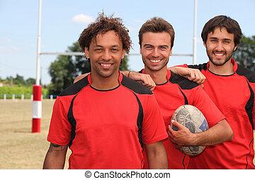 gehilfen, rugby