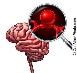 gehirn, aneurysma