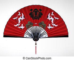 Geisha Series - various genuine items used by Asian ladies
