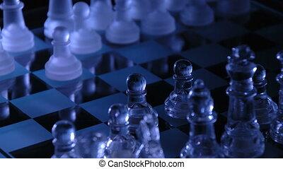geist, schach spiel
