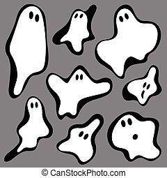 Geister Symbole