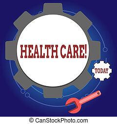 geistig, foto, seo, schreibende, physisch, web, verbesserung, merkzettel, gesundheit wartung, krankheit, ausstellung, rad, ausrüstung, geschäftswerkzeug, icon., medizin, maulschlüssel, mechanisch, showcasing, care.