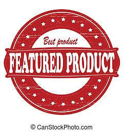 gekennzeichnet, produkt