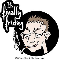 gekke , vrijdag