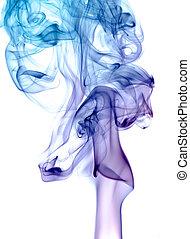 gekleurde, abstract, achtergrond