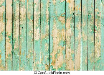 gekraste, houten, achtergrond