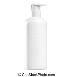 gel, espuma, ou, líquido, distribuidor sabão, bomba