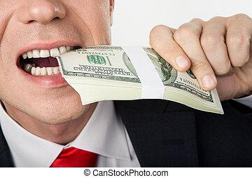 geld, begriff