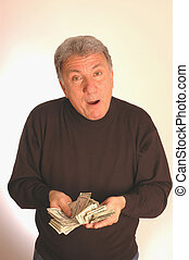 geld, blik