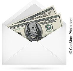 geld briefomslag