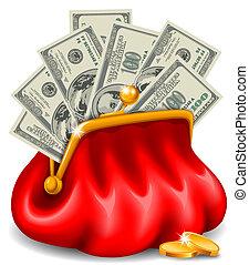 geld, buidel