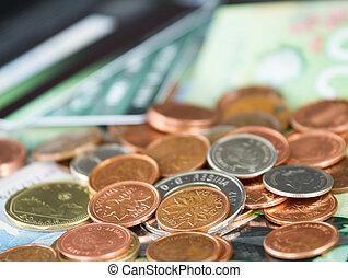 geld, canadees